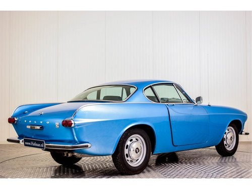 1967 Volvo P1800S Overdrive For Sale (picture 2 of 6)