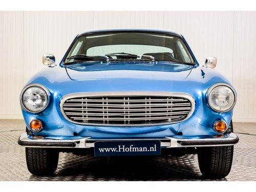 1967 Volvo P1800S Overdrive For Sale (picture 3 of 6)