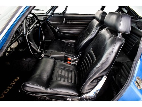 1967 Volvo P1800S Overdrive For Sale (picture 4 of 6)