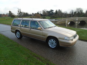 1997 VOLVO 960/V90 3.0 24V CD AUTOMATIC ESTATE For Sale