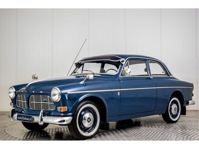 1965 Volvo Amazon B18 For Sale (picture 1 of 6)