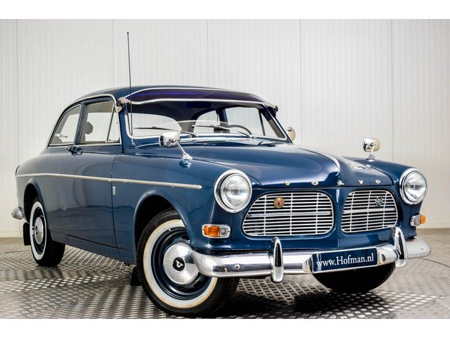 1965 Volvo Amazon B18 For Sale (picture 3 of 6)