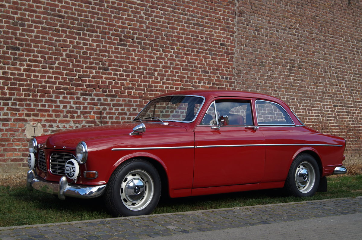 1970 Volvo Amazon 122S Competition Service 145 HP For Sale (picture 1 of 6)