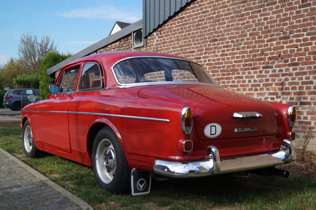 1970 Volvo Amazon 122S Competition Service 145 HP For Sale (picture 2 of 6)