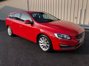 2015 VOLVO V60 2.0 D4 BUSINESS EDITION ESTATE 178 BHP MANUAL For Sale