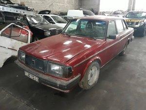1981 Volvo 244 Turbo For Sale