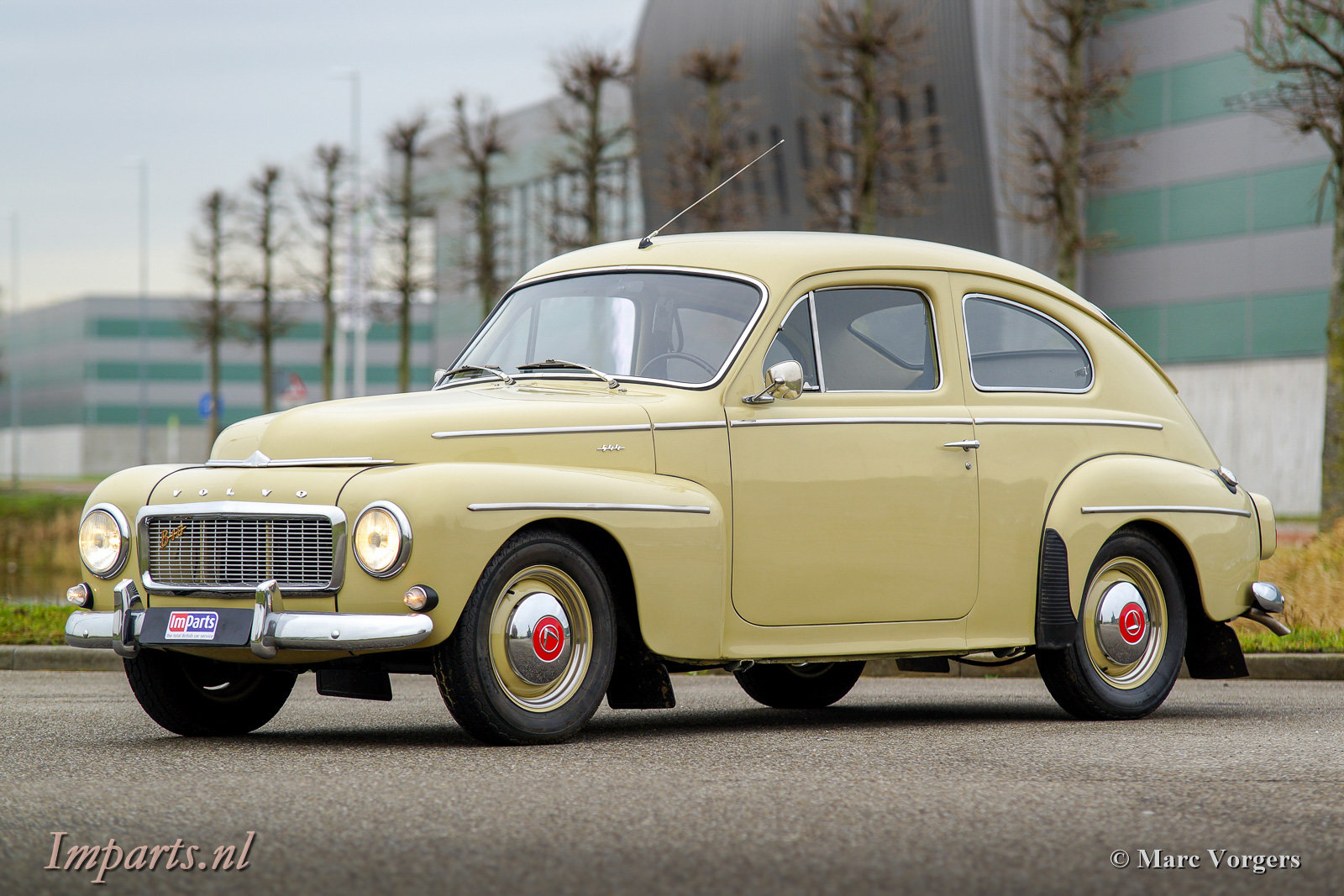 Excellent Volvo PV544 B18 1964  :LHD For Sale (picture 1 of 6)