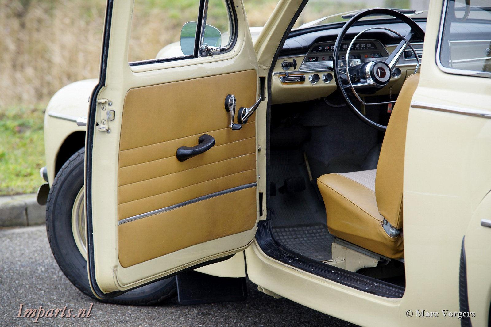 Excellent Volvo PV544 B18 1964  :LHD For Sale (picture 2 of 6)