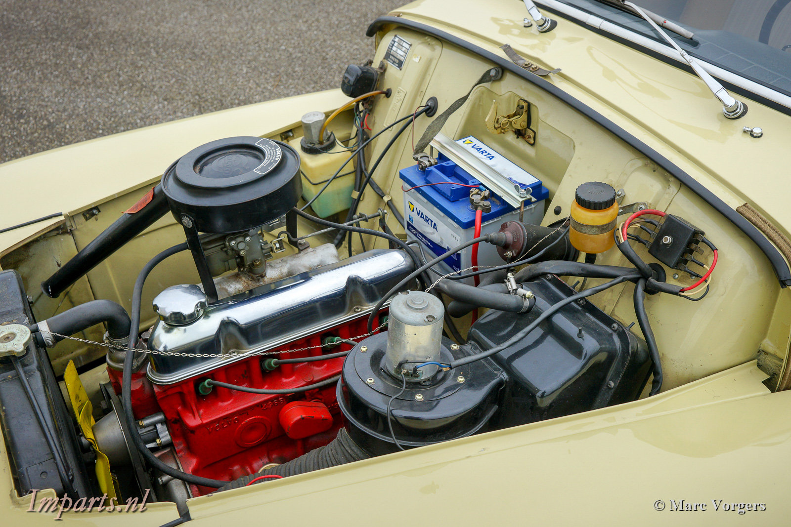 Excellent Volvo PV544 B18 1964  :LHD For Sale (picture 4 of 6)