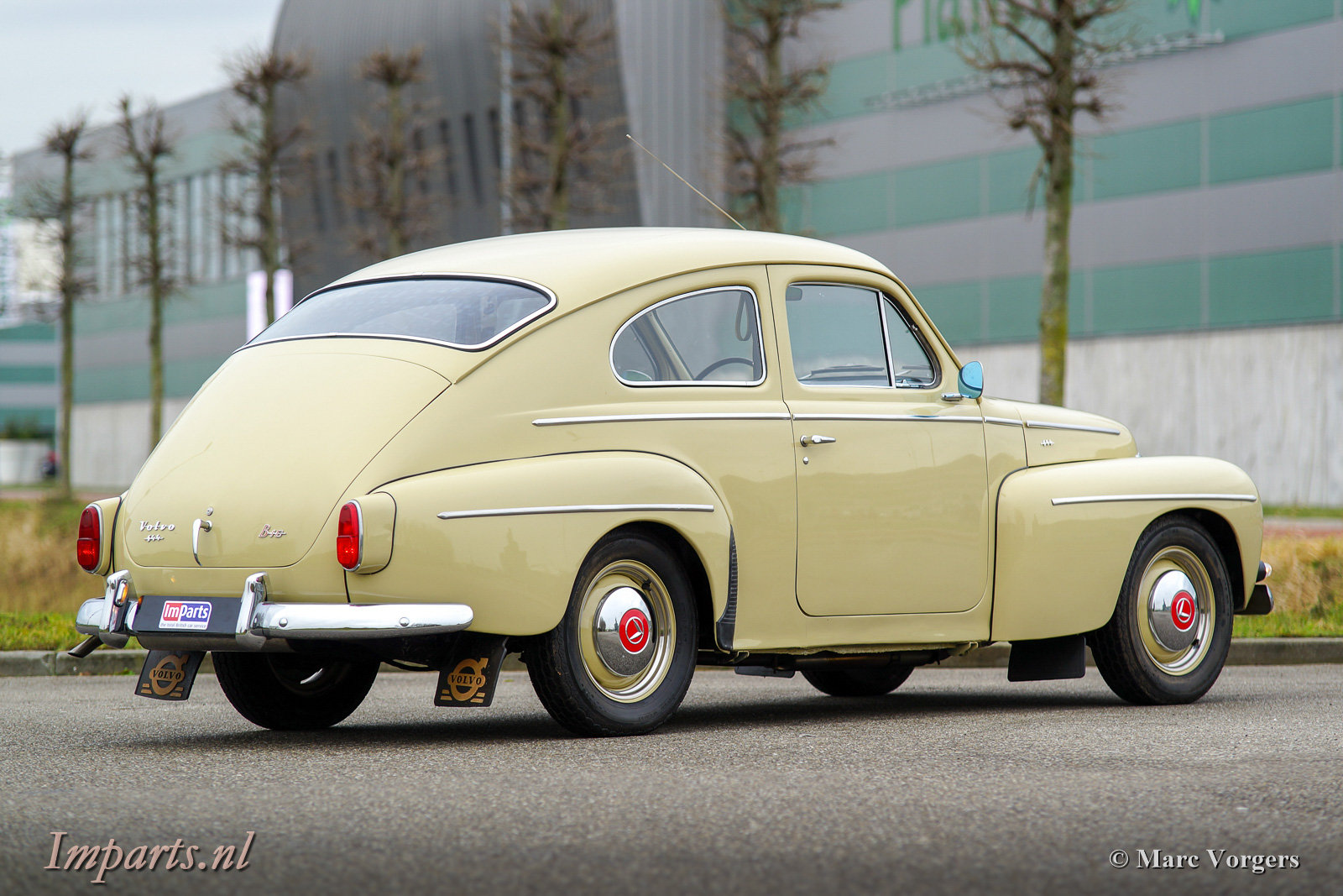 Excellent Volvo PV544 B18 1964  :LHD For Sale (picture 5 of 6)