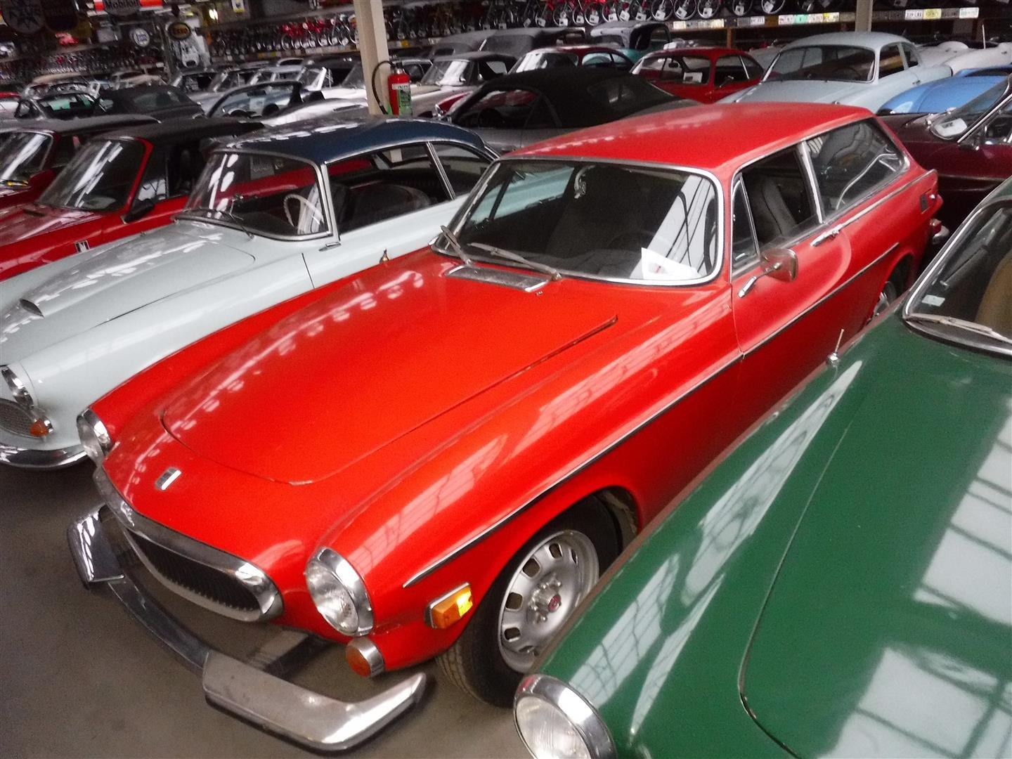 1973 Volvo 1800 ES For Sale (picture 6 of 6)
