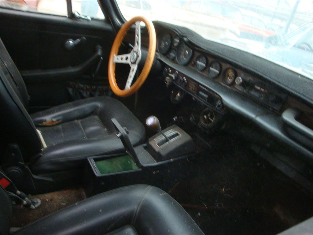 1972 volvo 1800 ES to restore for sale For Sale (picture 4 of 6)