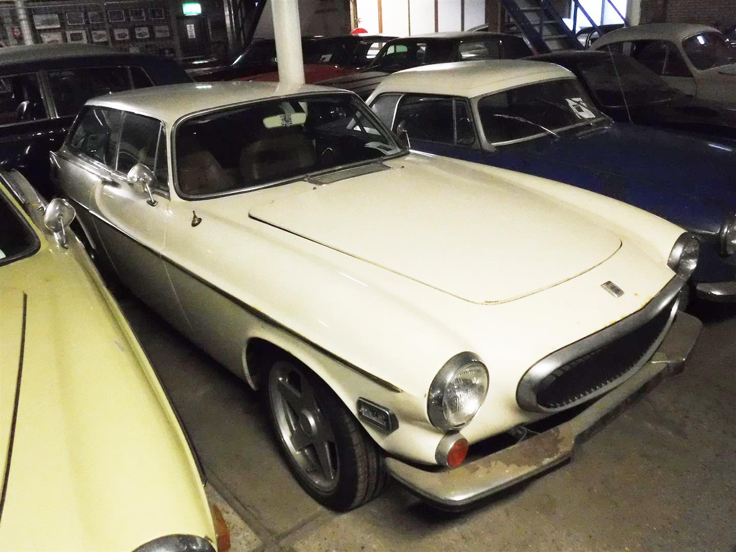 1972 Volvo P 1800 ES to restore For Sale (picture 1 of 6)