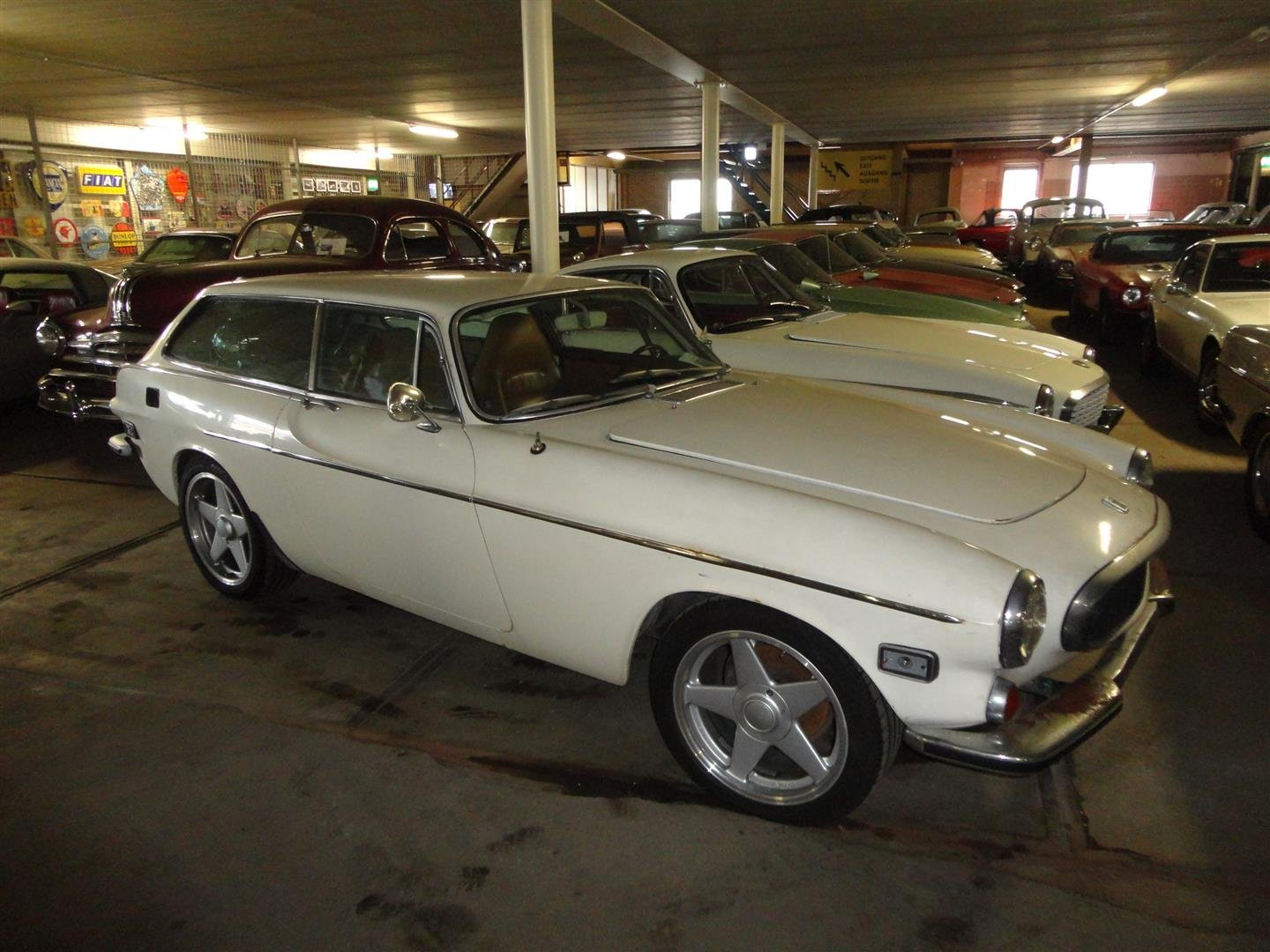 1972 Volvo P 1800 ES to restore For Sale (picture 3 of 6)