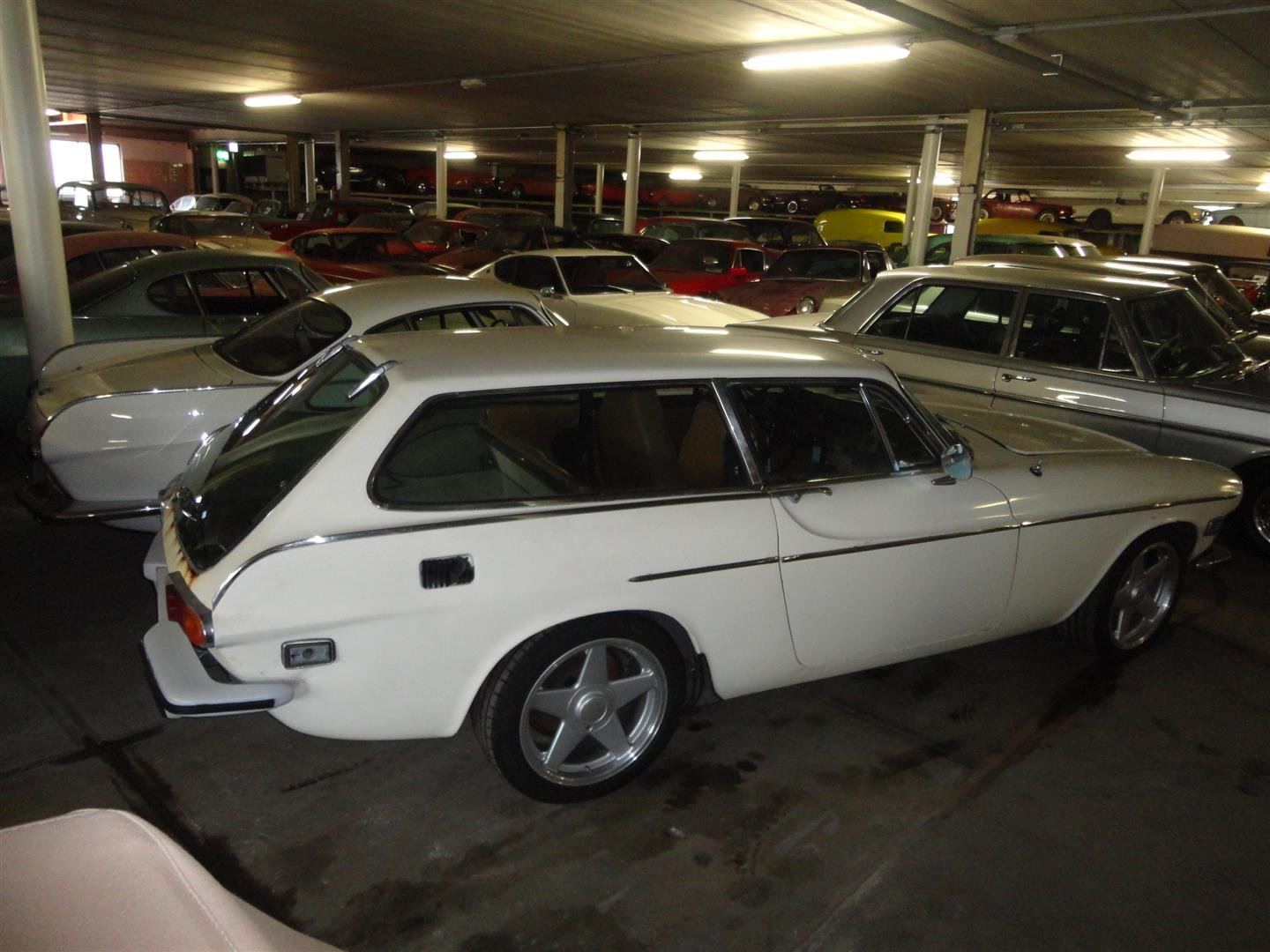 1972 Volvo P 1800 ES to restore For Sale (picture 6 of 6)