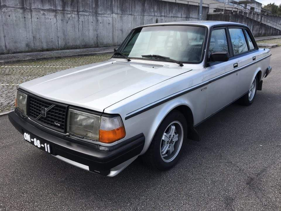 1982 Volvo 240 TURBO (244 Series) SOLD (picture 1 of 6)