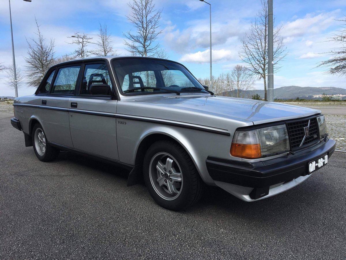 1982 Volvo 240 TURBO (244 Series) SOLD (picture 2 of 6)