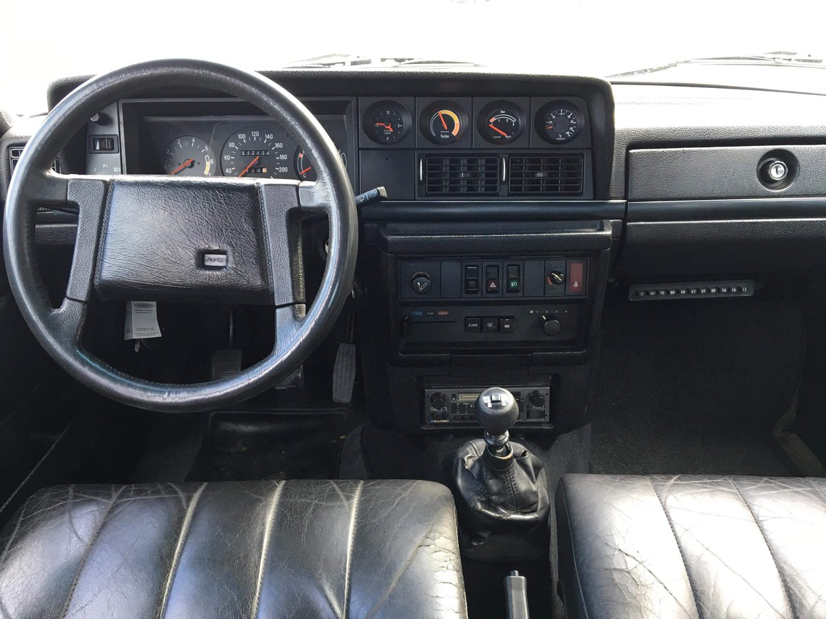1982 Volvo 240 TURBO (244 Series) For Sale (picture 5 of 6)