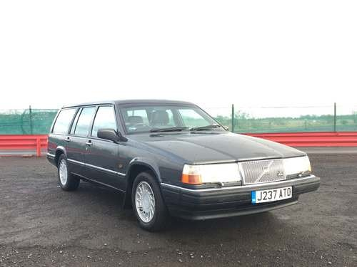 1991 Volvo 960 Auto at Morris Leslie Auction SOLD by Auction (picture 1 of 6)