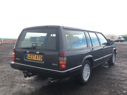 1991 Volvo 960 Auto at Morris Leslie Auction SOLD by Auction (picture 2 of 6)
