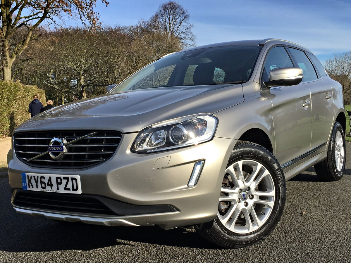 2014 Volvo XC60 D5 SE Lux AWD Automatic - SAT NAV For Sale (picture 1 of 6)