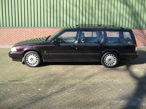 1996 Volvo 960 3.0L 24V aut.  € 9.900,-- For Sale