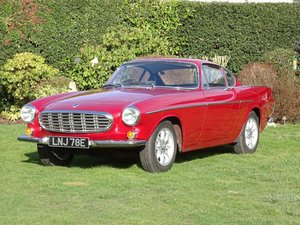 1967 Volvo P1800 S For Sale by Auction