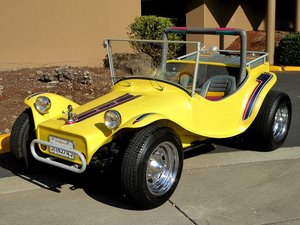 1959 Volkswagen Rare Berry T Bune Buggy = 1500cc Fun $13.5k  For Sale