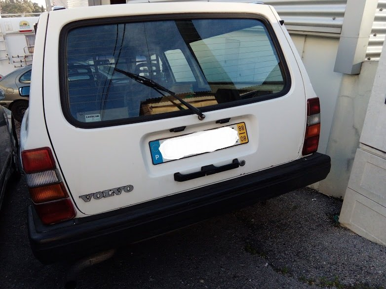 1988 VOLVO 245 For Sale (picture 4 of 5)