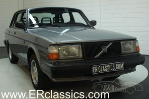 Volvo 240GLT Saloon 1991 in very good condition  For Sale
