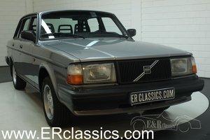 Volvo 240GLT Saloon 1991 in very good condition