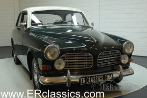 Volvo Amazon 1969 Dark Green original Dutch