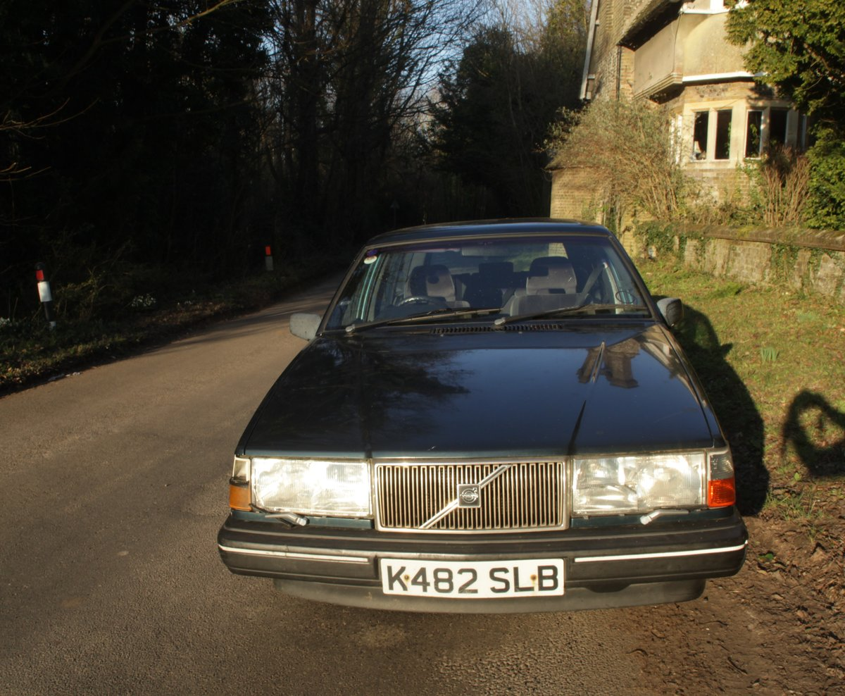 Volvo 940 1993 new MOT For Sale (picture 1 of 6)