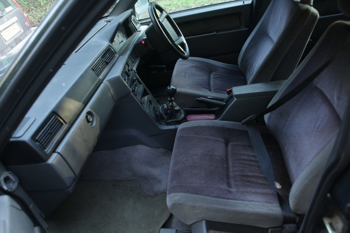 Volvo 940 1993 new MOT For Sale (picture 5 of 6)