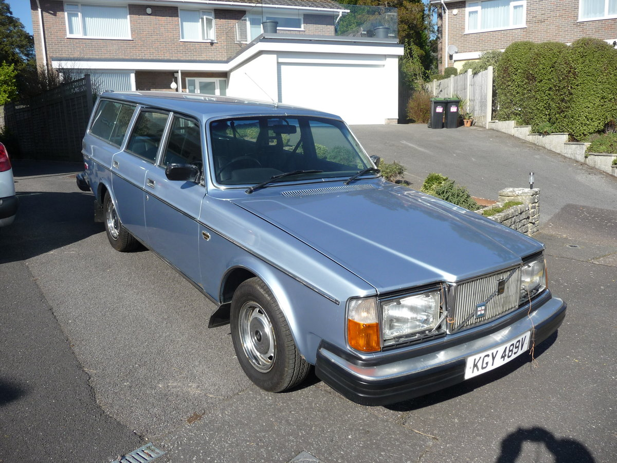 VERY VERY Rare VOLVO 265 GLE 1979 76000 MILES For Sale (picture 1 of 6)