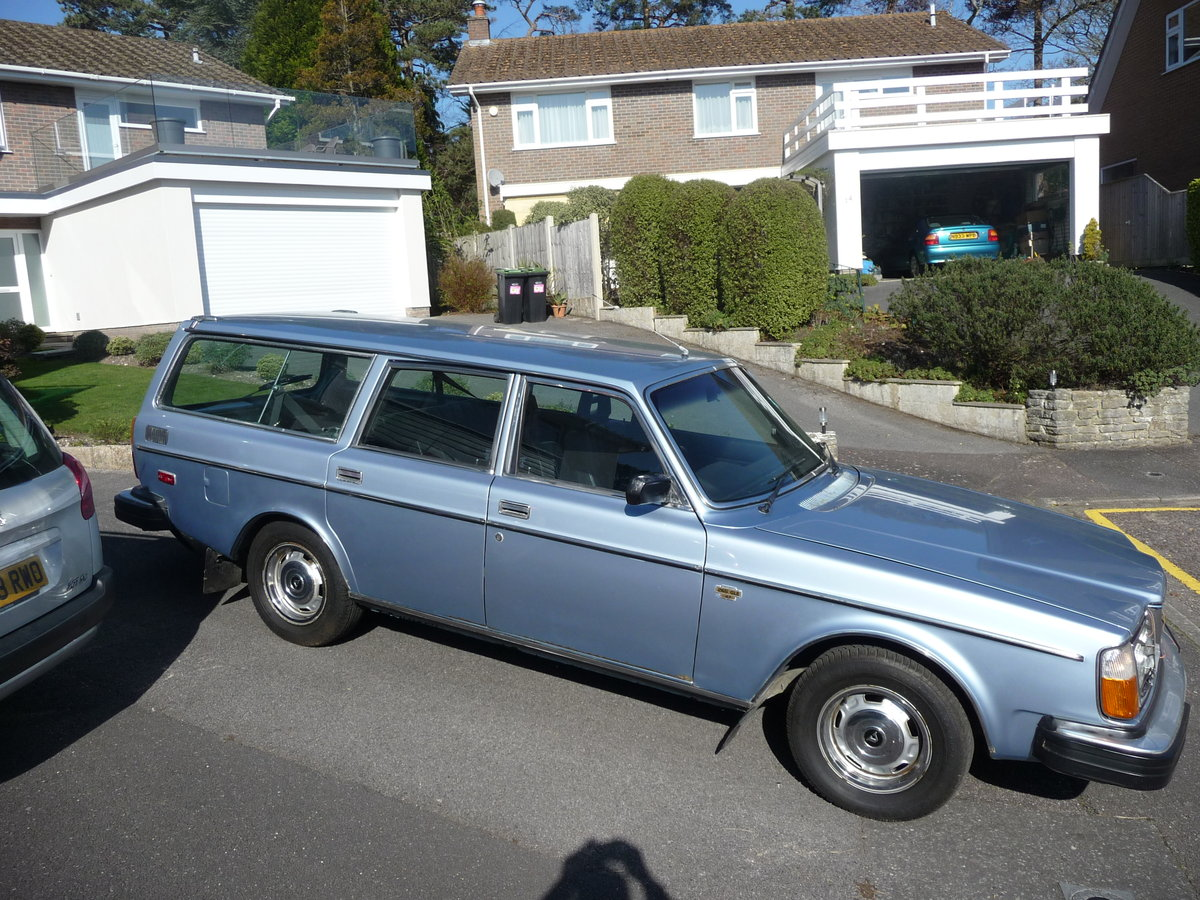 VERY VERY Rare VOLVO 265 GLE 1979 76000 MILES For Sale (picture 2 of 6)