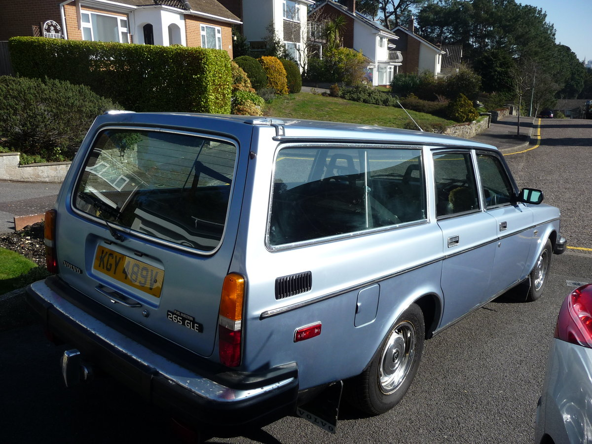 VERY VERY Rare VOLVO 265 GLE 1979 76000 MILES For Sale (picture 3 of 6)