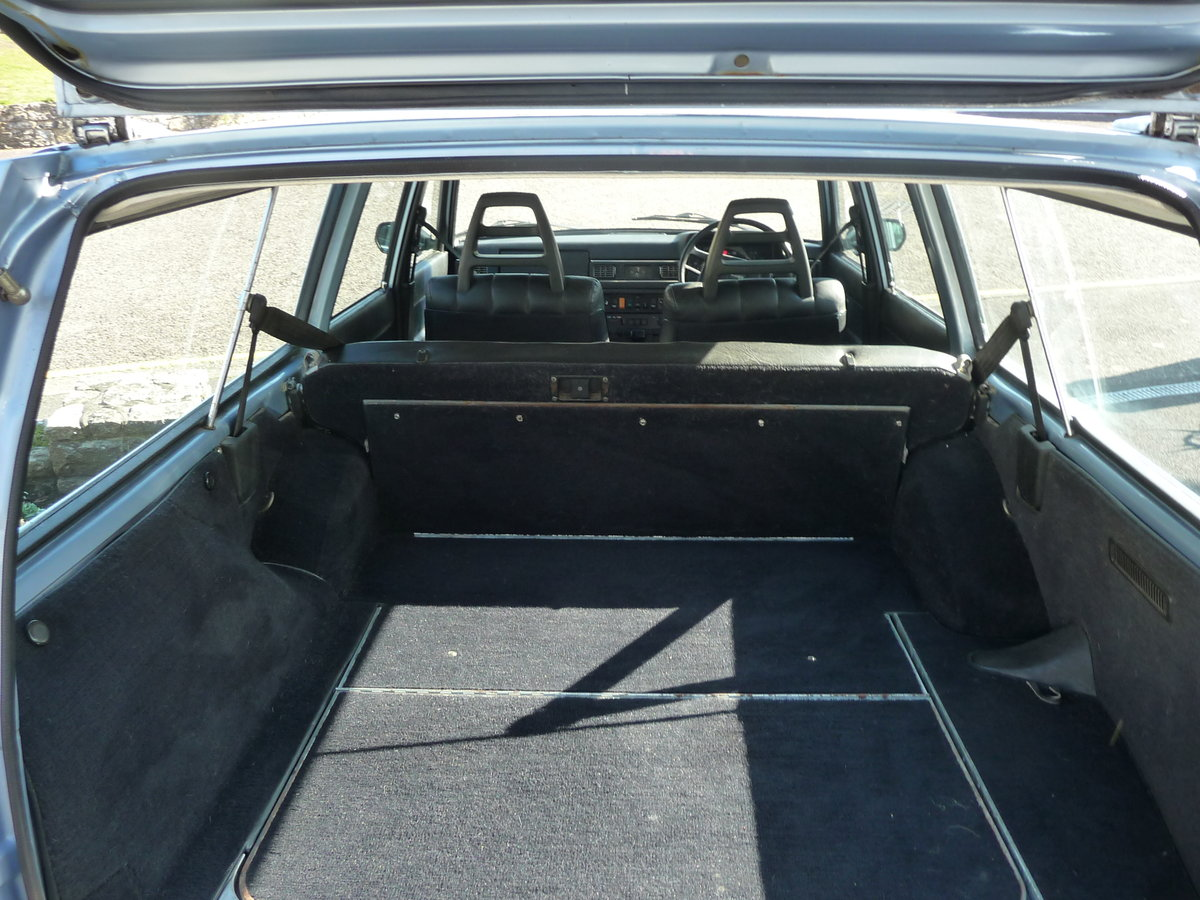 VERY VERY Rare VOLVO 265 GLE 1979 76000 MILES For Sale (picture 5 of 6)