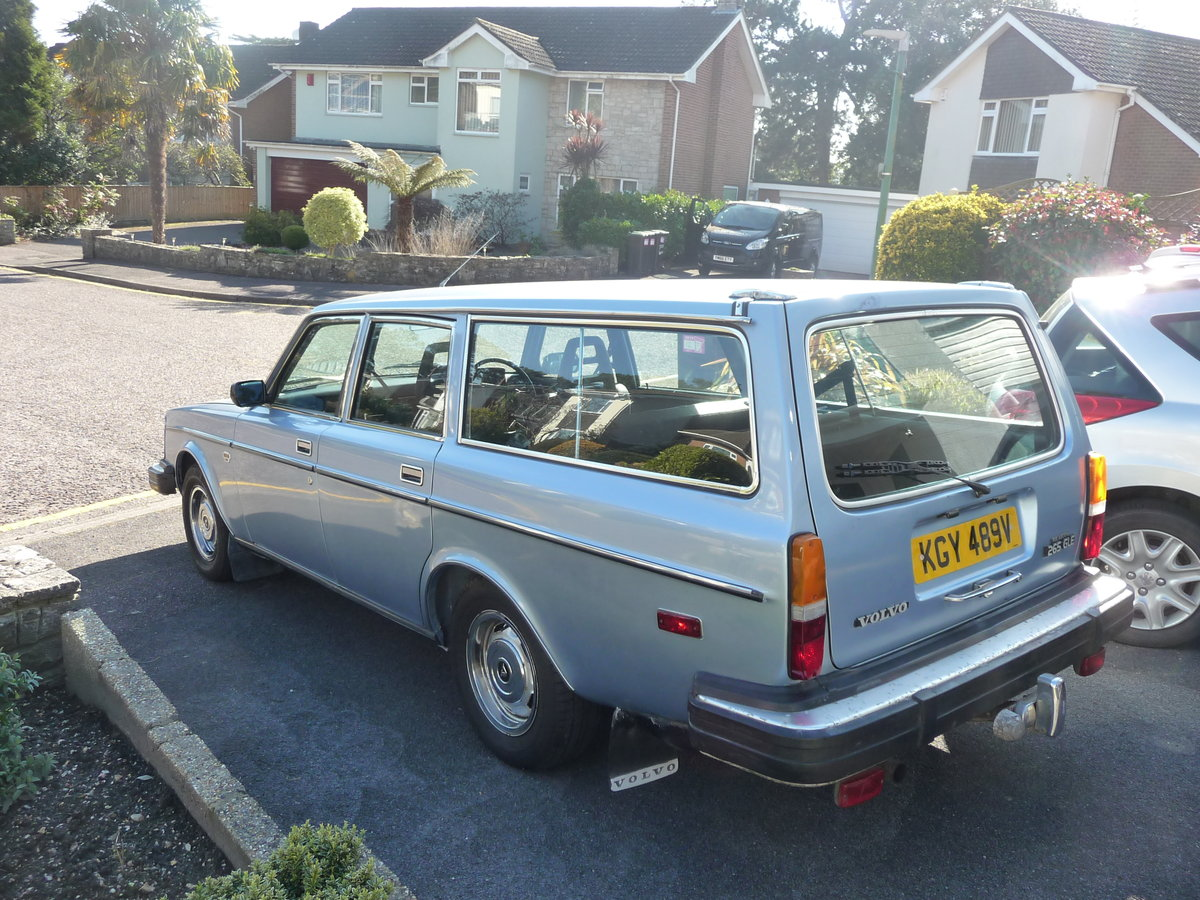 VERY VERY Rare VOLVO 265 GLE 1979 76000 MILES For Sale (picture 6 of 6)