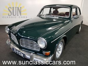Volvo Amazon 1968, overdrive