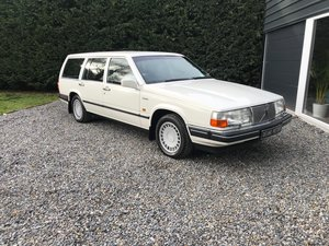 Stunning 1988 Volvo 760 Estate For Sale