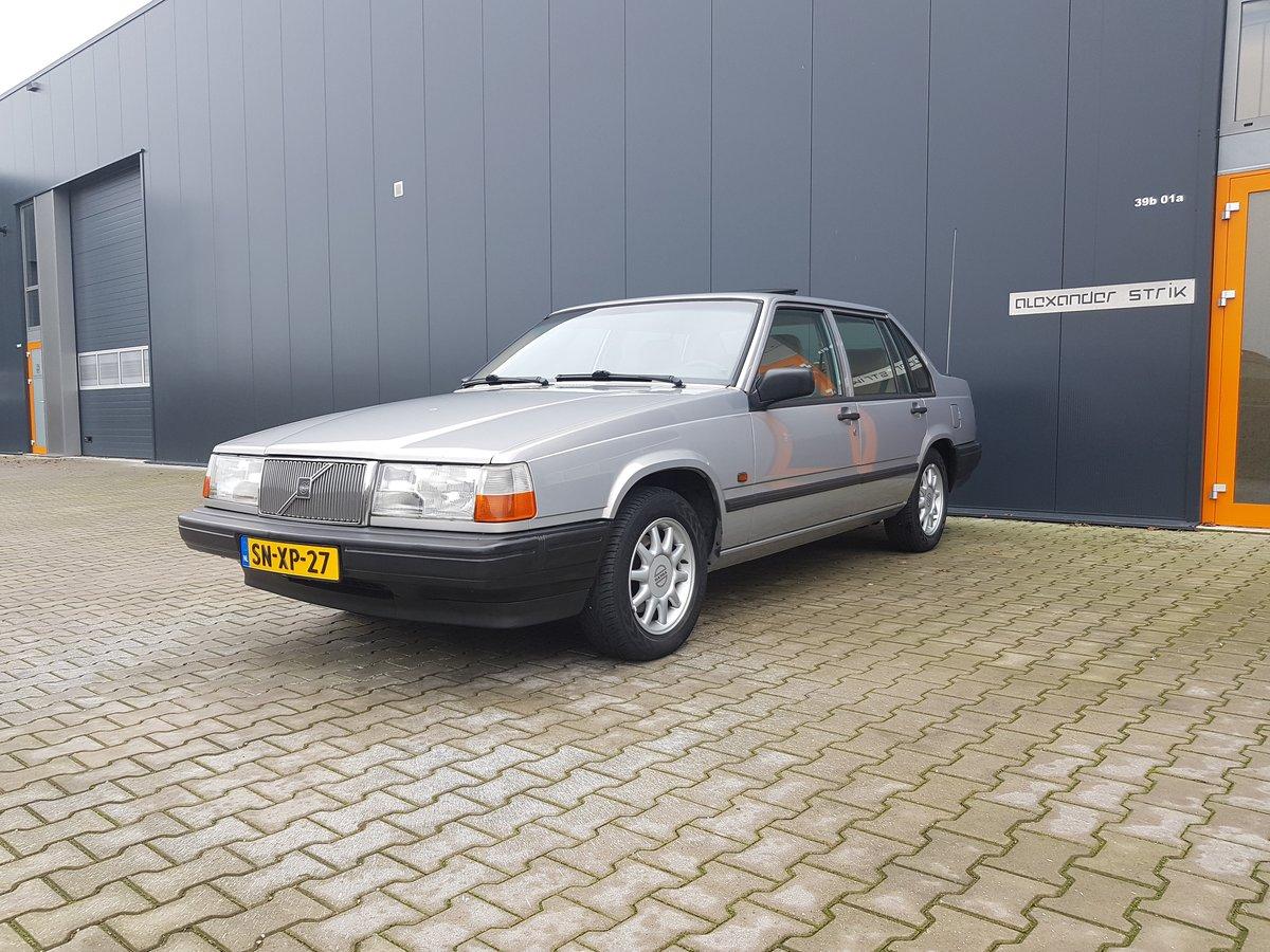 1995 Volvo 940 2.3 LPT Automatic unique original condition For Sale (picture 2 of 6)