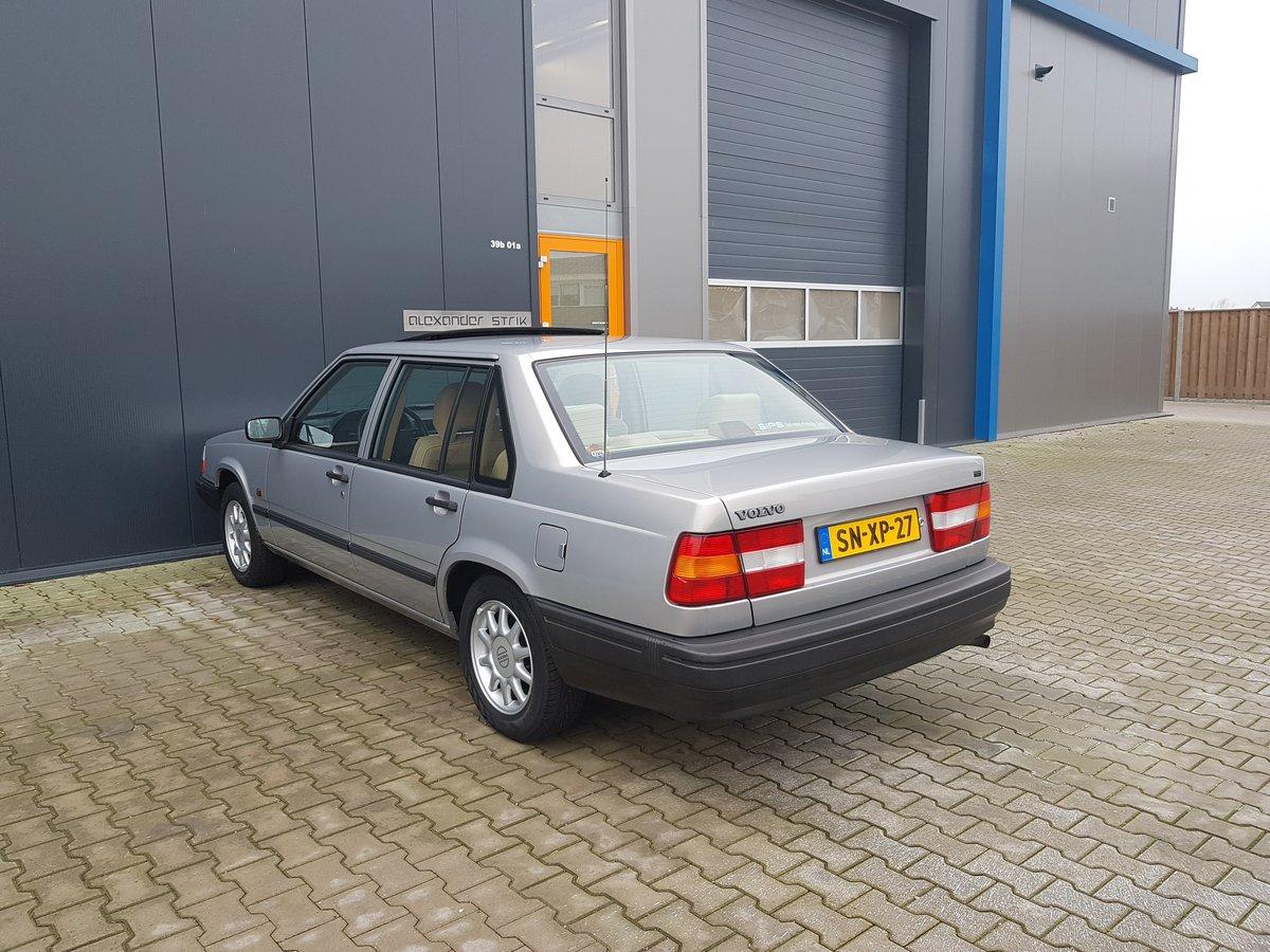1995 Volvo 940 2.3 LPT Automatic unique original condition For Sale (picture 3 of 6)