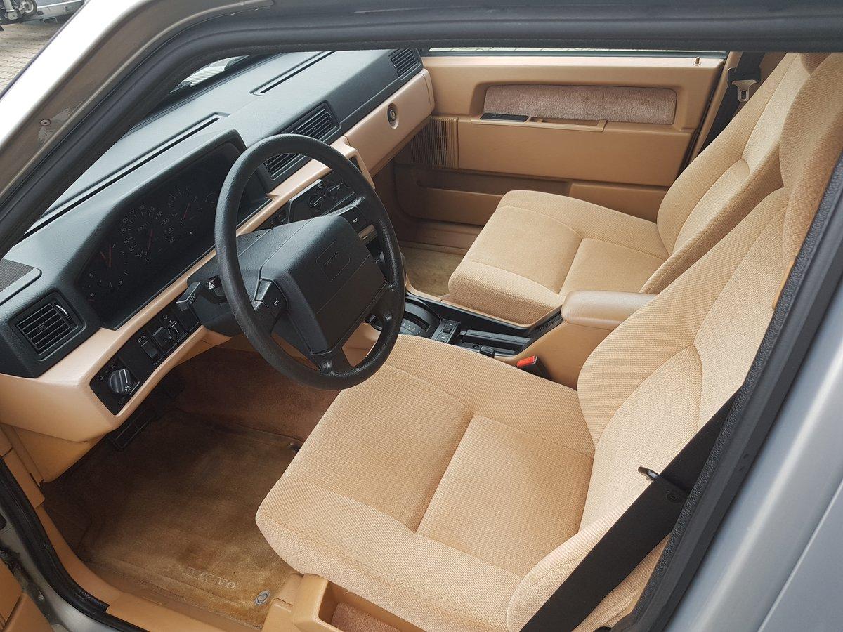 1995 Volvo 940 2.3 LPT Automatic unique original condition For Sale (picture 4 of 6)