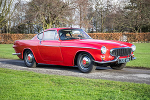 1963 VOLVO P1800 COUPE For Sale by Auction