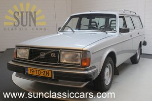 Volvo 245 GL overdrive 1980, good condition. For Sale