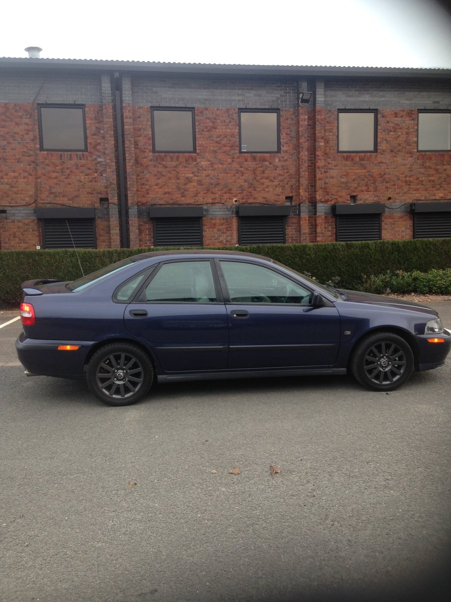 2001 Volvo S40 T4 S 56000 miles For Sale (picture 2 of 6)