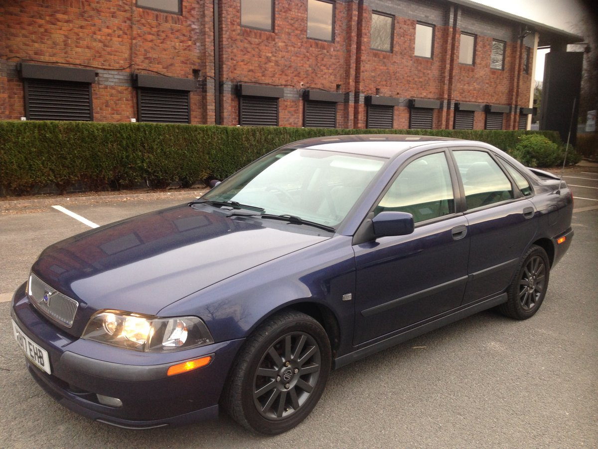 2001 Volvo S40 T4 S 56000 miles For Sale (picture 5 of 6)
