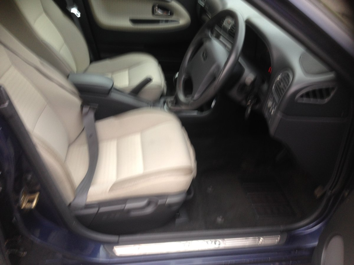 2001 Volvo S40 T4 S 56000 miles For Sale (picture 6 of 6)