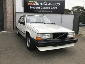 Volvo 740 GL 2.3 Auto, 23,400 Miles For Sale
